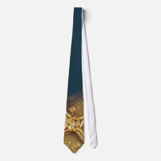 Gold Steam | Rich Businessman Neck Tie