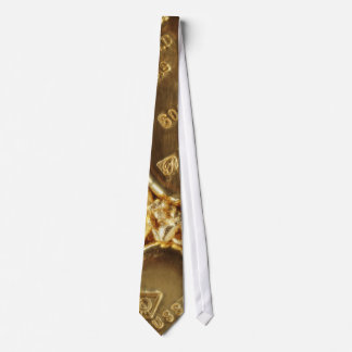 Gold Steam | Rich Businessman Tie