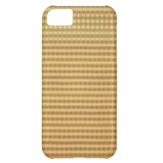 GOLD Stripe - Give away NUMBER ONE Gift iPhone 5C Cover