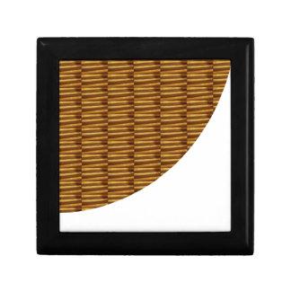 Gold Strips Design: Using NEW Creative Cut Out ART Keepsake Boxes