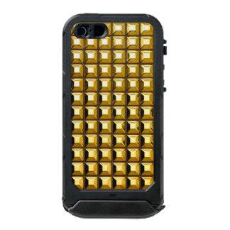 Gold Studs iPhone SE/5/5S Incipio ATLAS ID Case