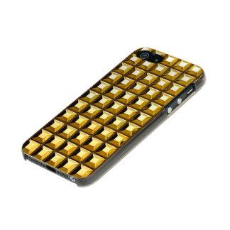 Gold Studs iPhone SE/5/5S Incipio Shine Case