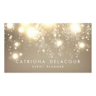 Gold glitter sparkle business card gold subtle glitter bokeh business card colourmoves
