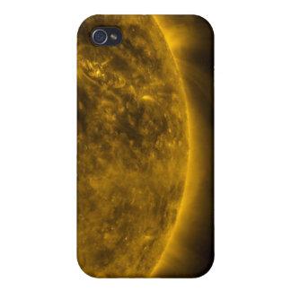 Gold Sun surface Speck Case
