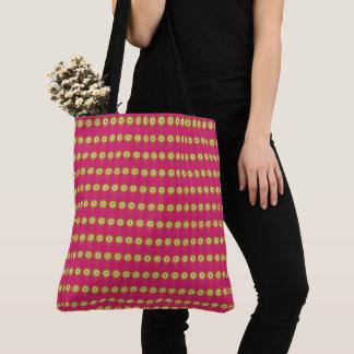 Gold-Sunflower-Rose-Red--Modern-Totes-Shoulder-Bag Tote Bag