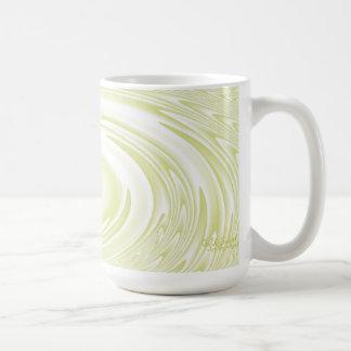 Gold Swirl Mug