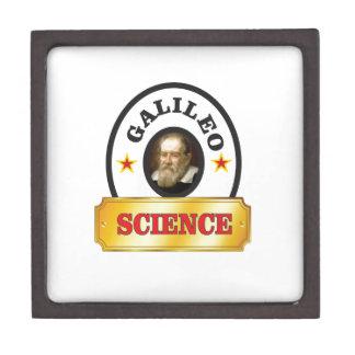 gold tab galileo keepsake box
