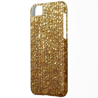 Gold texture case for iPhone 5C