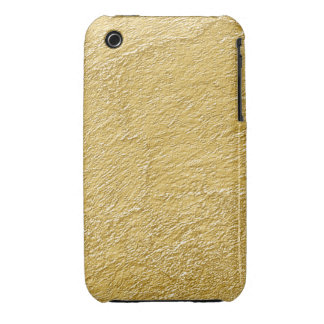 Gold Texture iPhone 3 Case