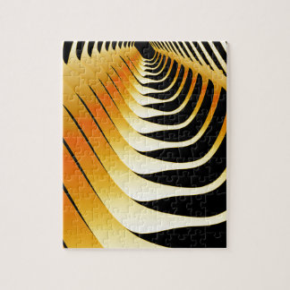 Gold texture jigsaw puzzle