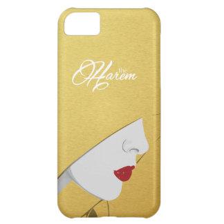 Gold The Harem Woman Logo iPhone Case iPhone 5C Case