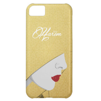 Gold The Harem Woman Logo iPhone Case iPhone 5C Cover