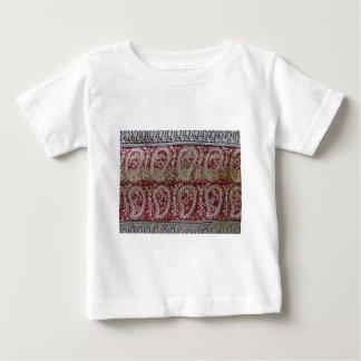 Gold Thread Design Tee Shirt