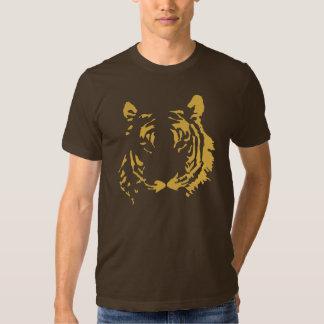 Gold Tiger T Shirts
