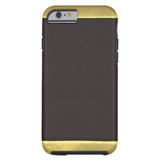 Gold Tipped iPhone 6 Case
