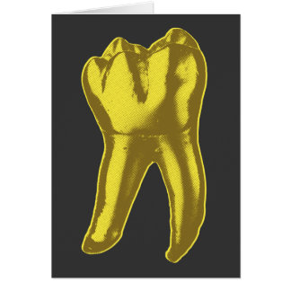 Gold Tooth Card