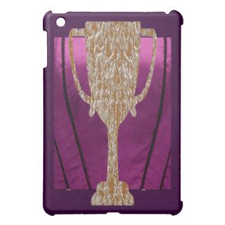 Gold TROPHY : Award Reward Celebration Cover For The iPad Mini