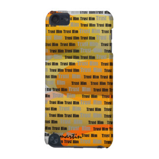 Gold Trust iPod Touch 5G Case