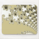 Gold Urchins Mousepad