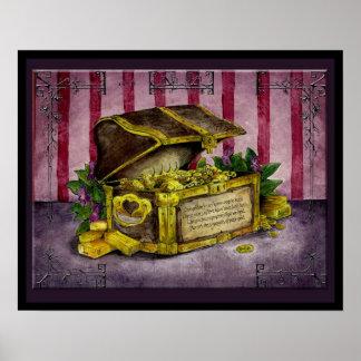Gold Wedding Anniversary: Jupigio-Artwork.com Posters