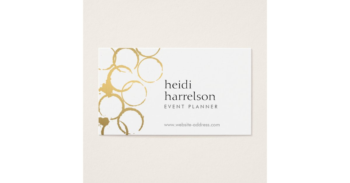 Party Planner Business Cards & Templates | Zazzle