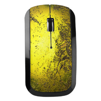 Gold Wireless Mouse