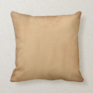 Gold with Burnished Edges | Throw Pillow