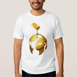 Gold World Shirt