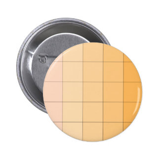 Gold Yellow Square Ombre Customizable 2 Pins