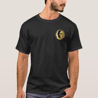 Gold Yip Man's Wing Chun Rules of Conduct T-Shirt
