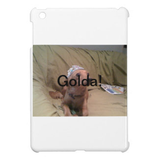Golda! Cover For The iPad Mini