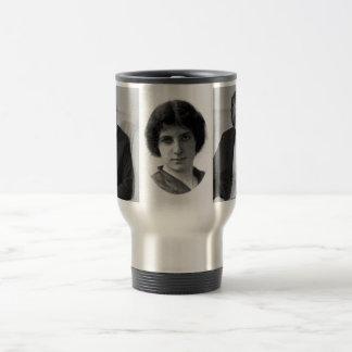 Golda Meir, en la juventud y en edad Taza De Café