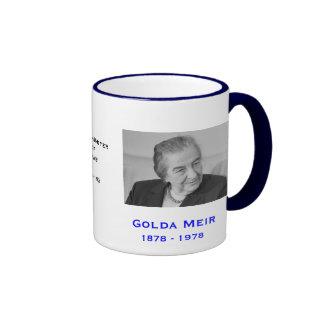 Golda Meir*, Israel Mug