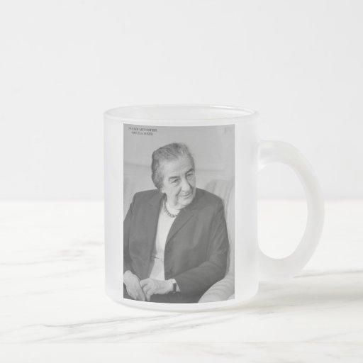 Golda Meir, Israeli Prime Minister Mug