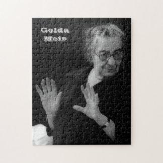Golda Meir Jigsaw Puzzle