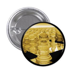 Goldarmy Pin Redondo 2,5 Cm