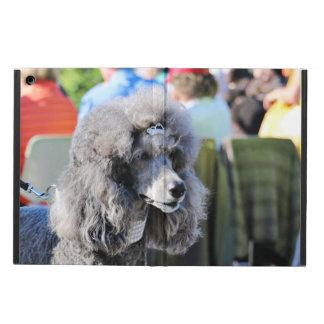 Goldberg - Chanel - Standard Poodle iPad Air Case