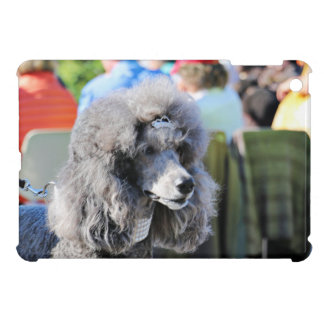 Goldberg - Chanel - Standard Poodle iPad Mini Cover