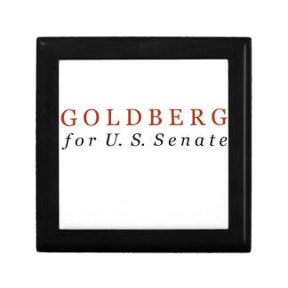 Goldberg for US Senate Gift Box