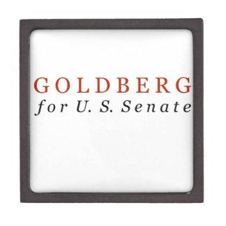 Goldberg for US Senate Premium Gift Box