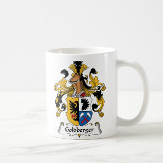 Goldberger Family Crest Coffee Mugs