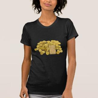 GoldCoinsBar093009 Tee Shirt