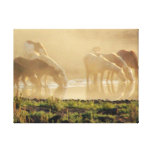 GoldDust Series Wrapped Canvas