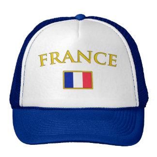 Golde Francia Gorras De Camionero