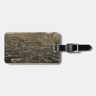 golden1882 bag tag