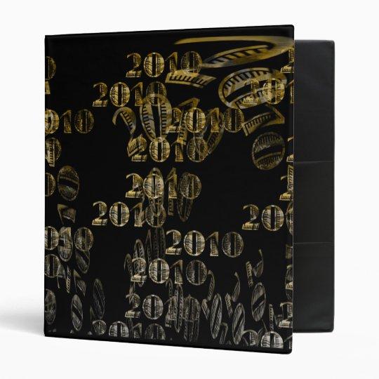 Golden 2010 binder
