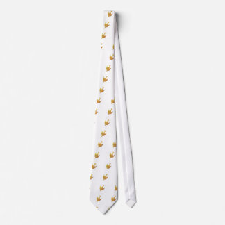 "Golden ""3-D"" Holy Spirit Tie"