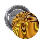 Golden Abstract ~ button