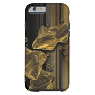 Golden Abstract Cover For iPhone 6 iPhone 6 Case