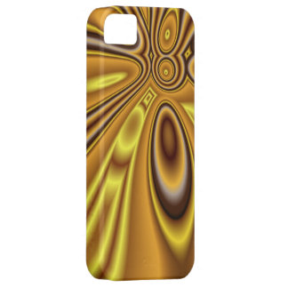Golden Abstract ~ iPhone 5 CaseMate iPhone SE/5/5s Case
